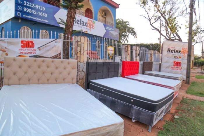 Uma das unidades da Relax Life em Campo Grande fica na Vila Planalto. (Foto: Marcos Maluf)