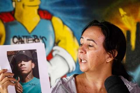 """""""Nada manchará a imagem do meu filho"""", responde mãe sobre vídeo de assassino"""