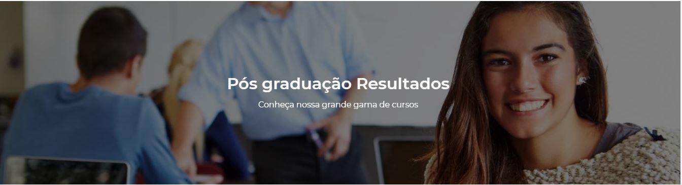 Líder em pós-graduação, Grupo abre cursos presenciais na Capital