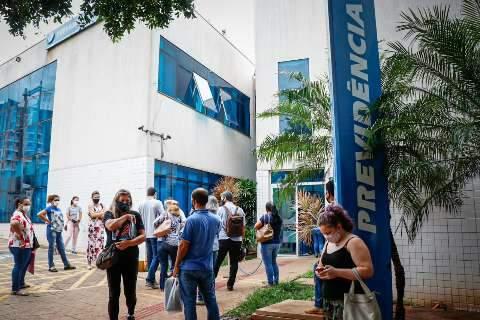"""Perícia do INSS na Capital tem espera de 3 meses e uma só agência """"no ar"""""""