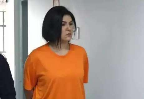 """De """"171"""" a assassina: a vida bandida de Pâmela"""