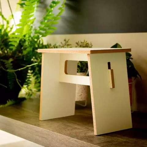 Grupo cria móveis minimalistas com baixo custo para quem compra