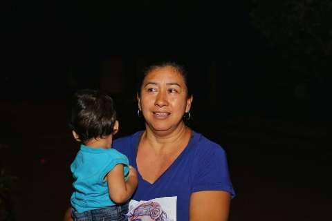 """""""Coisa de Deus eu ter encontrado ela"""", diz mulher que localizou bebê abandonada"""