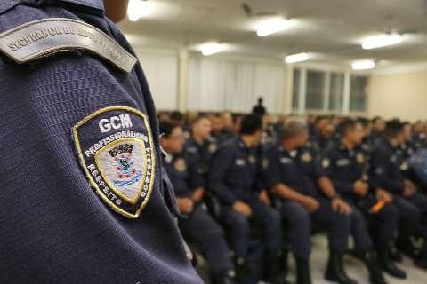 Guardas ganham na Justiça direito de receber 4% de reajuste por progressão
