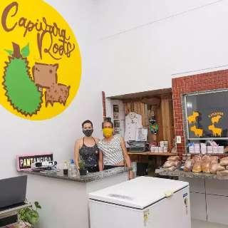 Após 8 anos de rolê pela cidade, Kite leva comida vegana para galeria