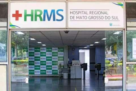 Internada no Hospital Regional, paciente de Rondônia é realocada para o Paraná