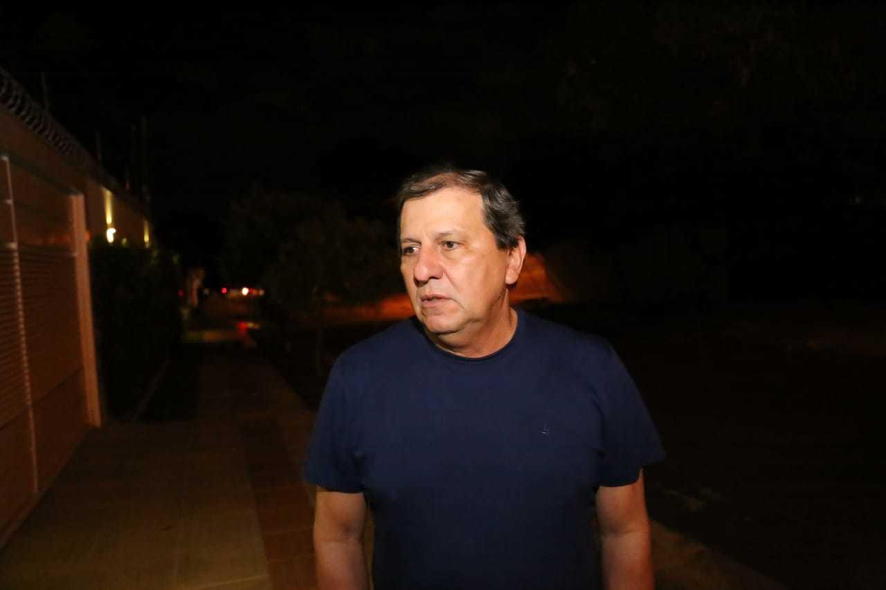 Presidente do PSDB, Sergio de Paula. (Foto: Paulo Francis)