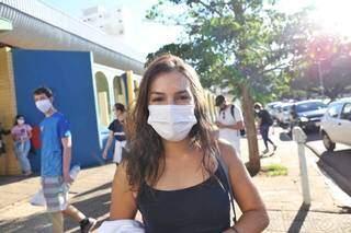 Ainna Rosa Zeserino, 19 anos (Foto: Paulo Francis)