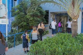 Volta às aulas presenciais aconteceram de forma gradativa, a partir de setembro do ano passado. (Foto: Arquivo/Marcos Maluf)