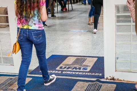 Com 1.131 vagas ociosas, UFMS abre seleção para graduações sem vestibular