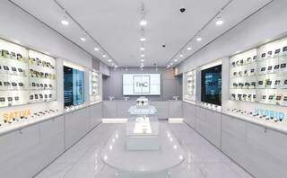 Loja que Renan gerencia mais parece de tecnologia (Foto: Arquivo Pessoal)