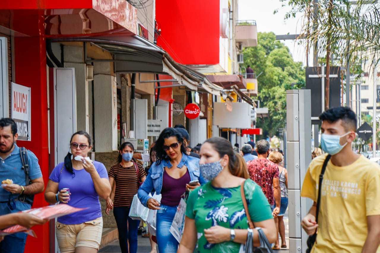 Ponto facultativo do Carnaval não será feriado na Capital (Foto: Henrique Kawaminami/Arquivo Campo Grande News)