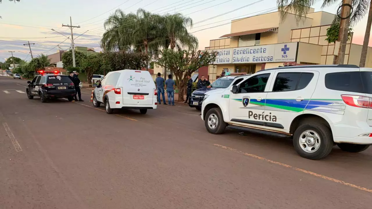 Pamela foi encontrada morta em carro deixado na frente de hospital. (Foto: Divulgação | Polícia Civil)