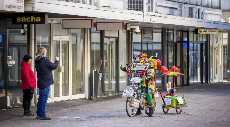 Como em muitos lugares do mundo, assim também foi o Carnaval alemão (Foto: Reprodução)