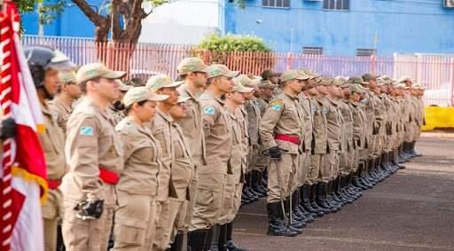 Lei homologada suspendeu prazo de validade do concurso do Corpo de Bombeiros (Foto/Divulgação)