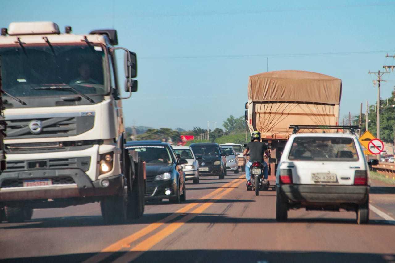 O IPVA é a segunda maior fonte de arrecadação tributária em Mato Grosso do Sul. (Foto: Marcos Maluf)