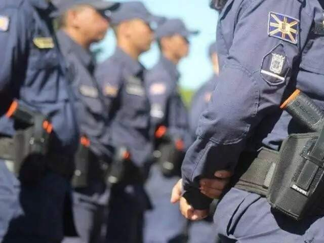 Novos guardas sairão de corporação com porte de arma (Foto: Campo Grande News/Arquivo)