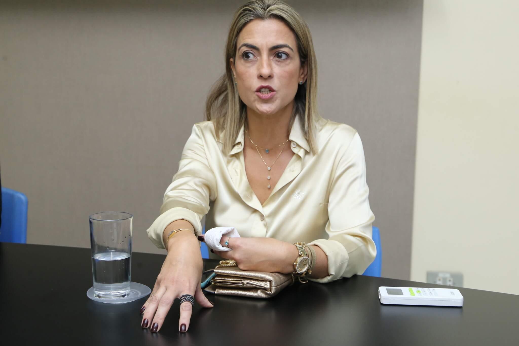 Segundo a senadora, chances dela aceitar a empreitada são grandes. (Foto: Kísie Ainoã)