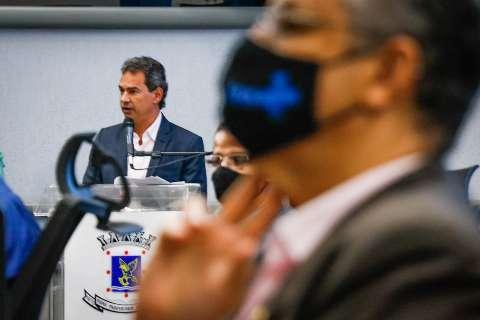 De olho em recursos, Marquinhos se reúne com bancada federal na semana que vem