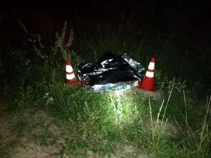 Motorista morre atropelado ao tentar tirar mulher bêbada do meio da BR-163