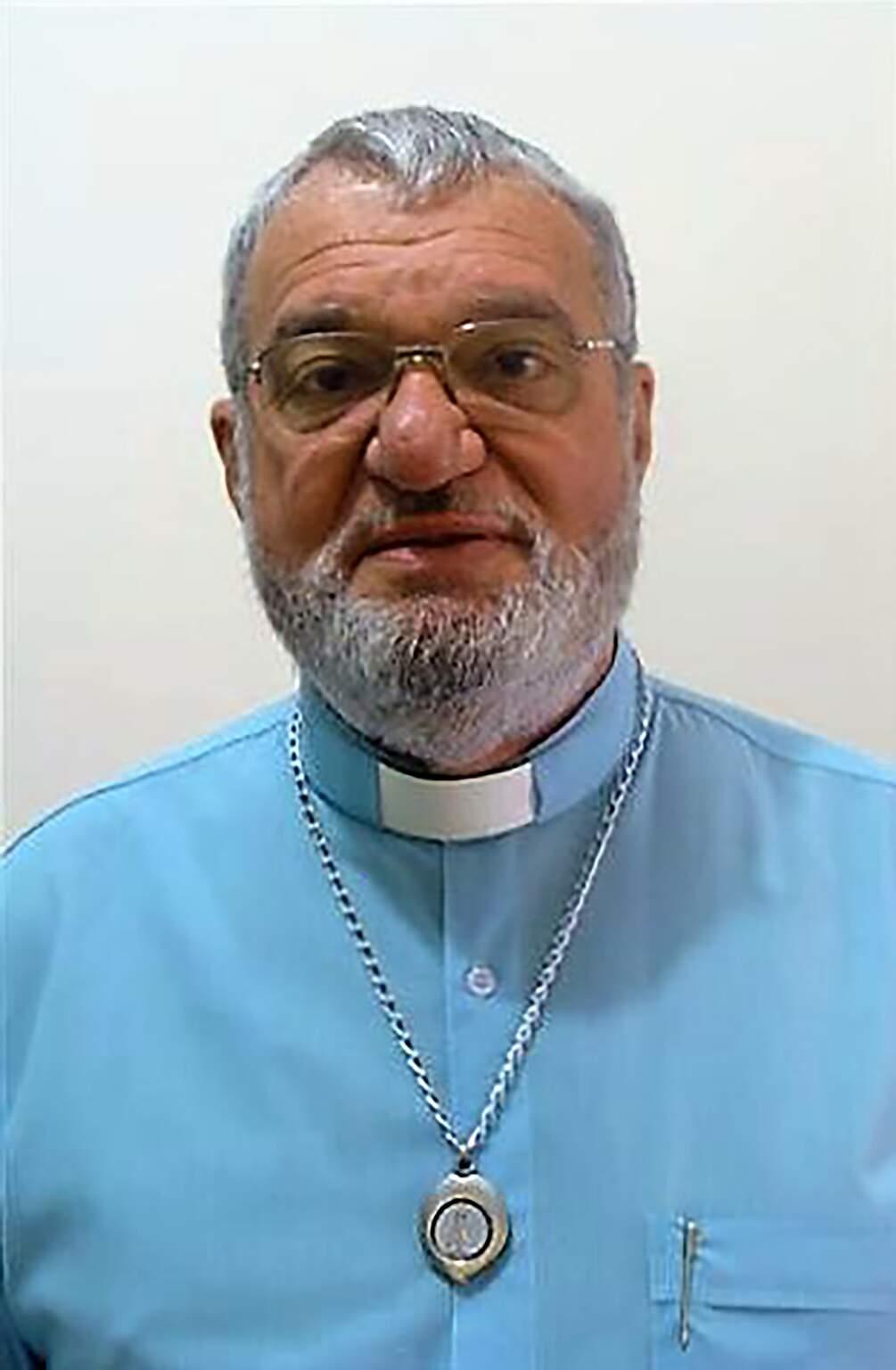 Padre Arlindo Pereira de Lima, de 78 anos, faleceu na manhã deste sábado (Foto: Reprodução)