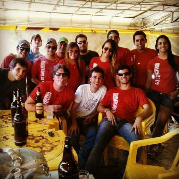 Point do estudantes, Escobar também foi o reduto preferido de Paula – até hoje (Foto: Arquivo Pessoal)