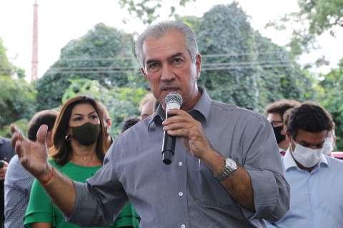 Reinaldo entrega 127 viaturas e destaca fortalecimento da segurança pública