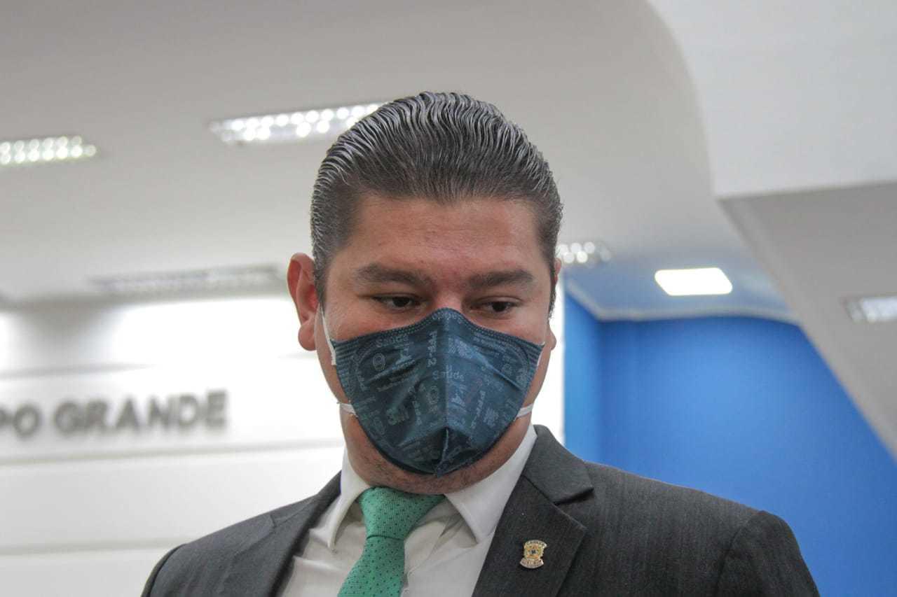 Otávio Trad, do PSD, conta que notou aumento considerável de pedidos e sugestões enviadas. (Foto: Marcos Maluf)