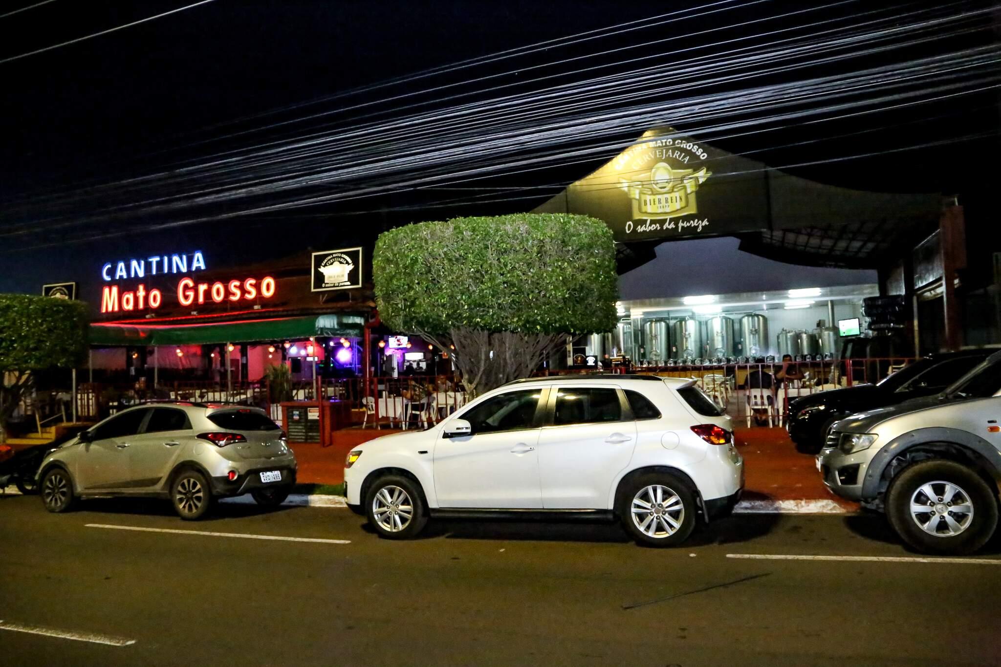 Cantina Mato Grosso completa em outubro 36 anos de história em Campo Grande. (Foto: Kísie Ainoã)