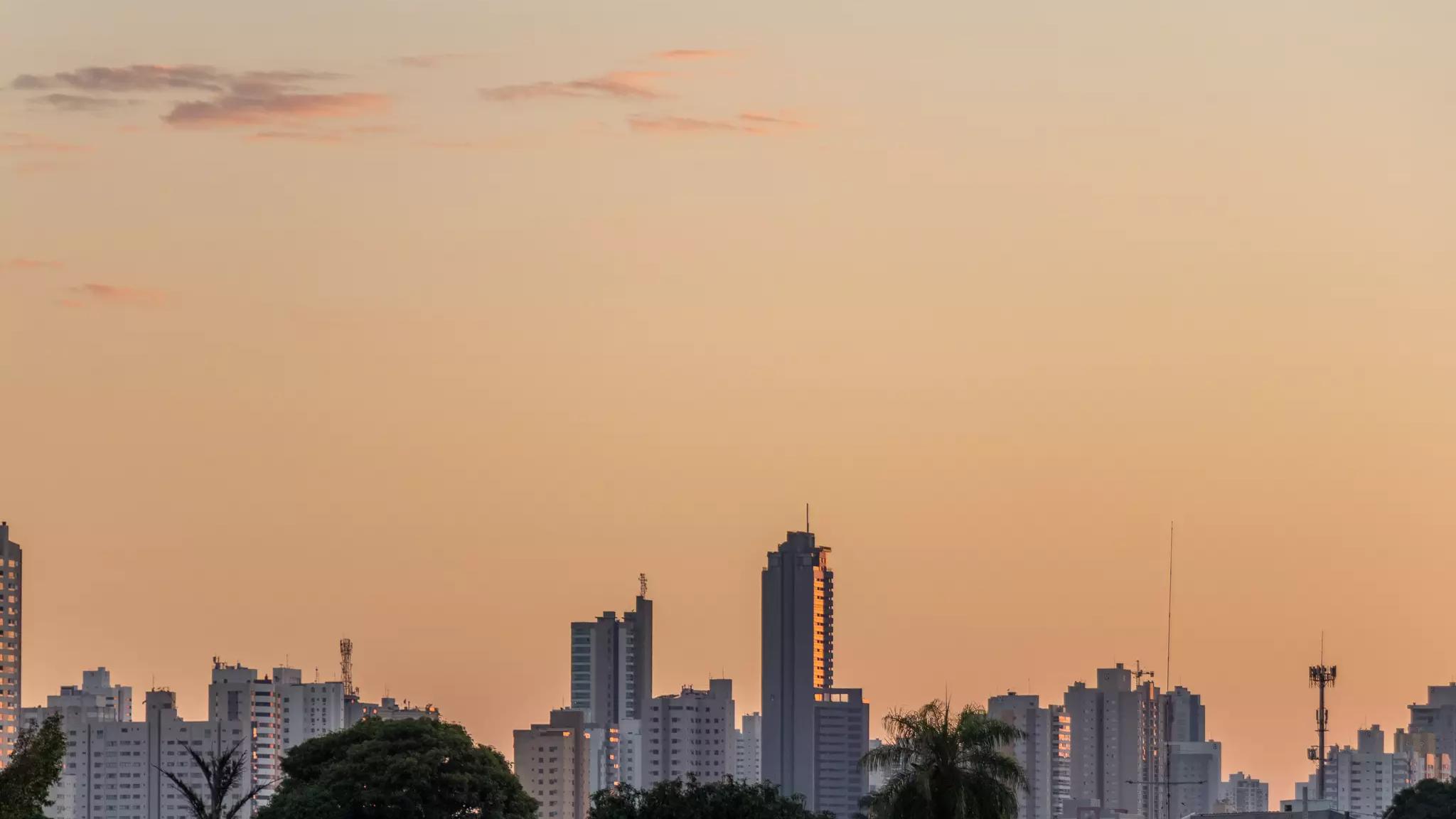 Dia será de calor e tempo seco na Capital e em todo Estado (Foto: Henrique Kawaminami)
