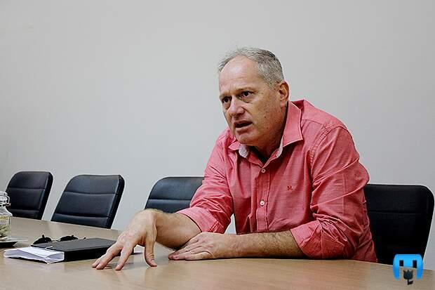 Carlos de Oliveira Guandalim é tenente-coronel da PM (Foto: Portal Holambrense)