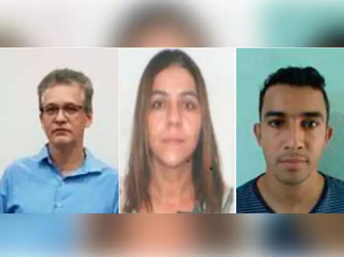 Delegado, advogada e esposo foram denunciados por trama e execução de furto de 101 quilos de cocaína.