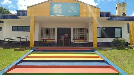 Secretaria Municipal de Educação de Sidrolândia. (Foto: Divulgação)