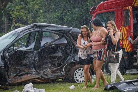 Justiça manda soltar jovem que causou acidente com dois mortos na Guaicurus