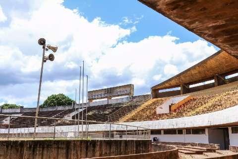 UFMS retoma projeto e governo prevê entregar Morenão em um ano