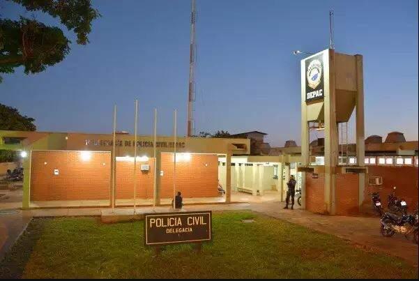 O caso foi registrado na Delegacia de Polícia Civil de Dourados. (Foto: Dourados Agora)