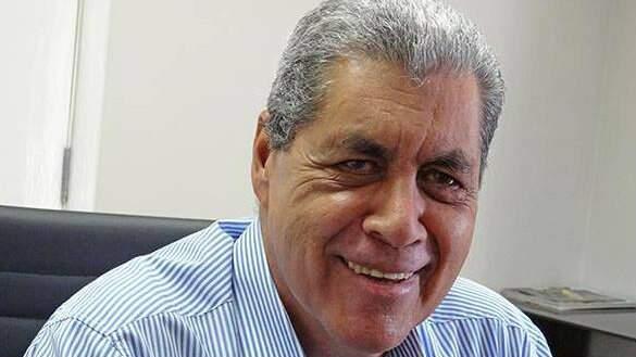 Nome do ex-governador André Puccinelli será cotado nas pesquisas de consumo interno do MDB para as vagas nas eleições 2022 (Foto Divulgação)
