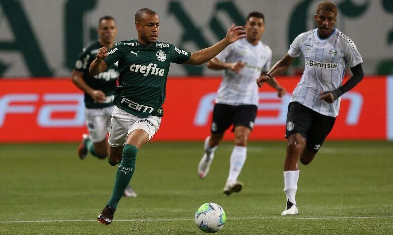 Palmeiras e Grêmio disputarão as finais dias 28 de fevereiro e 7 de março (Cesar Greco/Palmeiras)