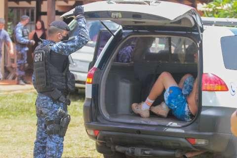 Rave clandestina tinha mais de 500 pessoas, além de maconha, ecstasy e cocaína