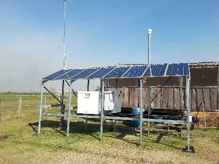 Projeto leva energia solar a 2,1 mil moradias no meio do Pantanal