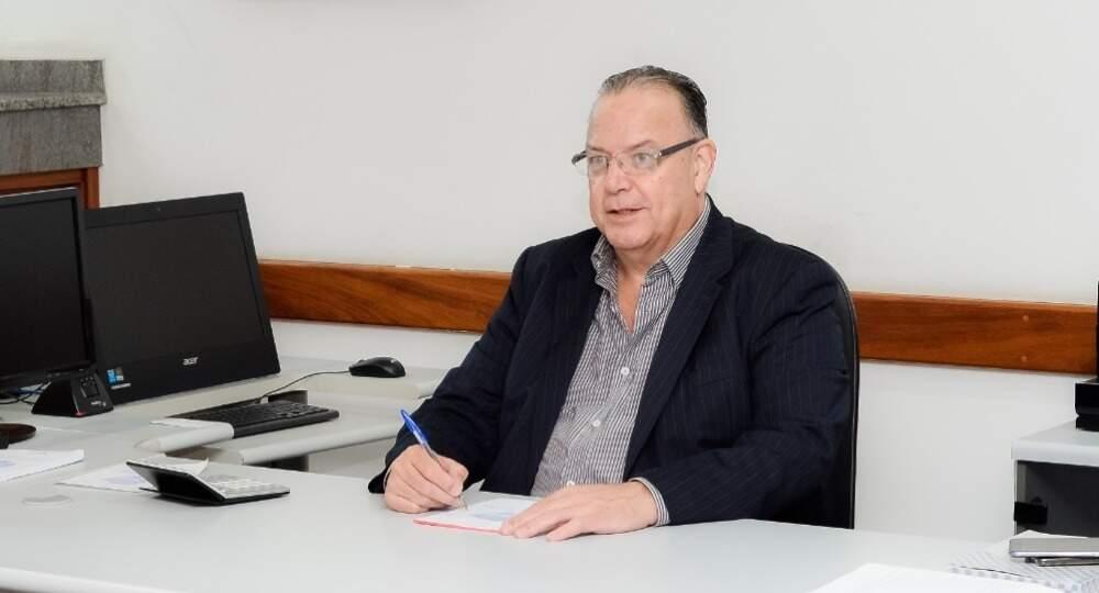 Eli Rodrigues, que é presidente do Creci em Mato Grosso do Sul