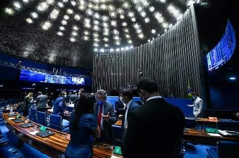Senado aprova em primeiro turno PEC Emergencial com auxílio de R$ 44 bilhões