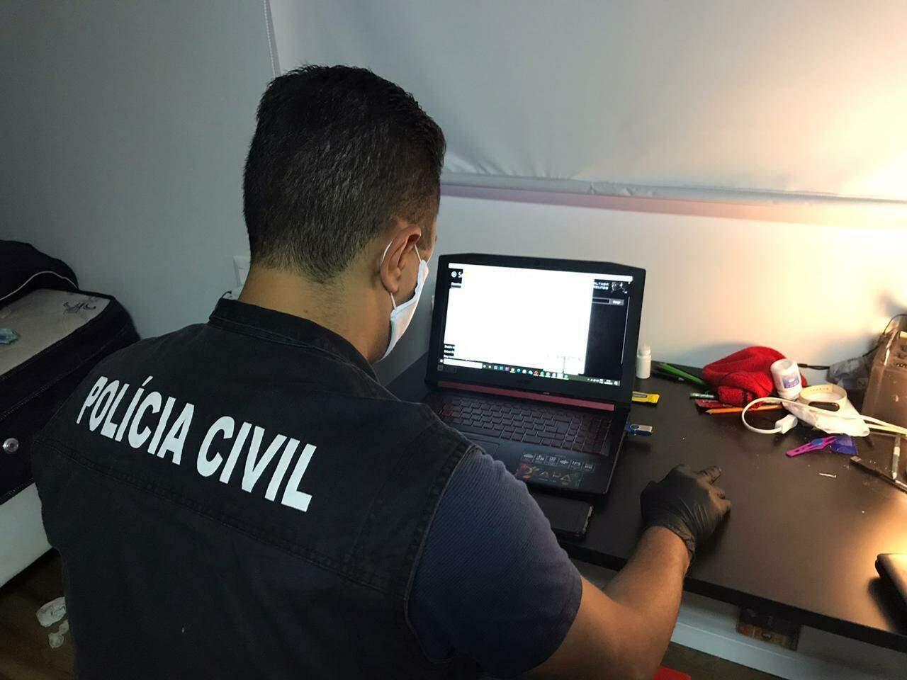 Concurso será aberto para agentes e peritos da Polícia Civil (Foto/Divulgação)