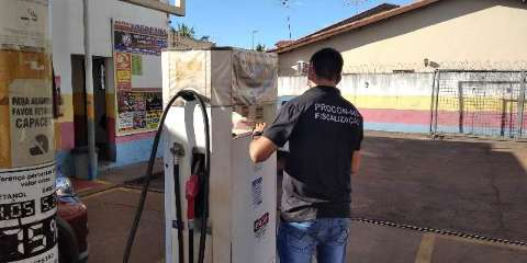 Posto é autuado por aumentar preço da gasolina 3 vezes no dia
