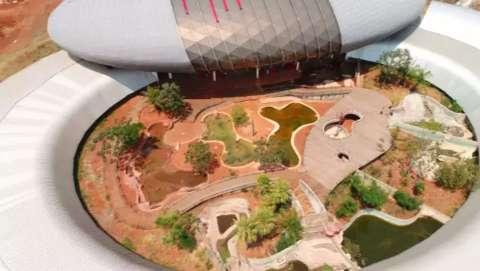 Empresa de MS vence licitação para concluir Aquário do Pantanal
