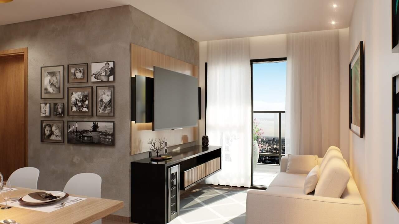 Ambientes com designer moderno. (Foto: Divulgação)
