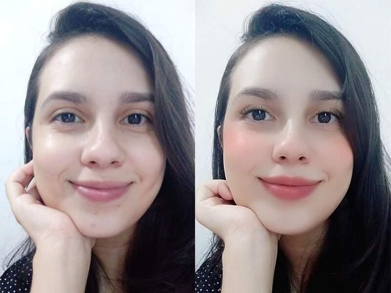 """A doula e psicóloga Carol Oruê parou de usar filtros no Instagram para se """"conhecer"""" de novo. (Foto: Arquivo Pessoal)"""
