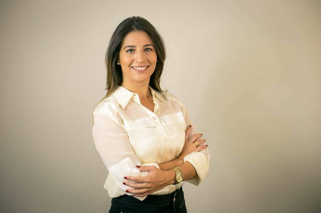 Diretora da Imobiliária Novacap Nelson Benedito, Daniela Mandetta. (Foto: Divulgação)