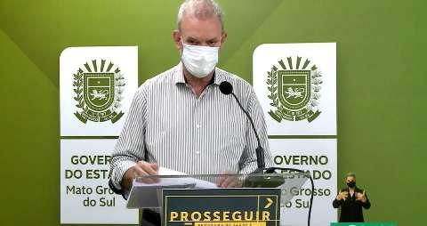 """""""Prenúncio de colapso"""", avalia saúde sobre MS"""