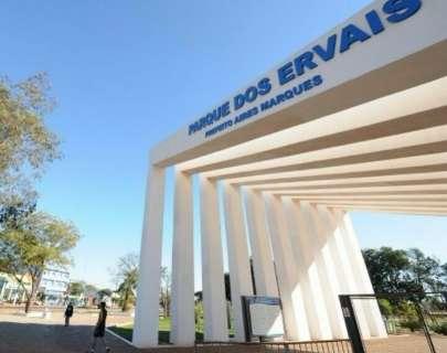 Para conter covid-19, Ponta Porã fecha principal parque da cidade